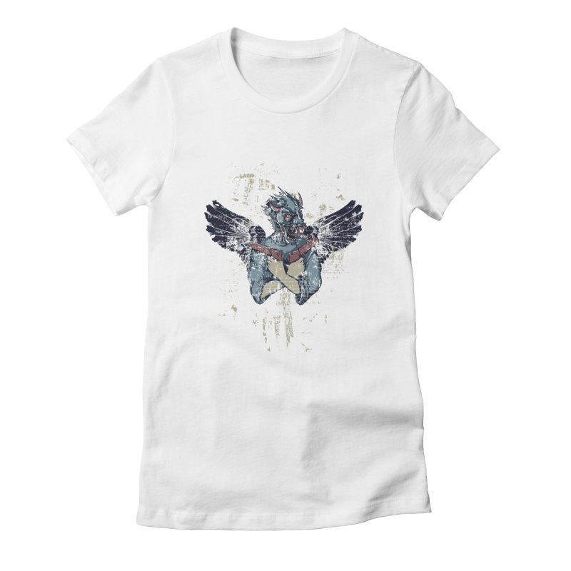 Trigun Women's T-Shirt by Gab Fernando's Artist Shop