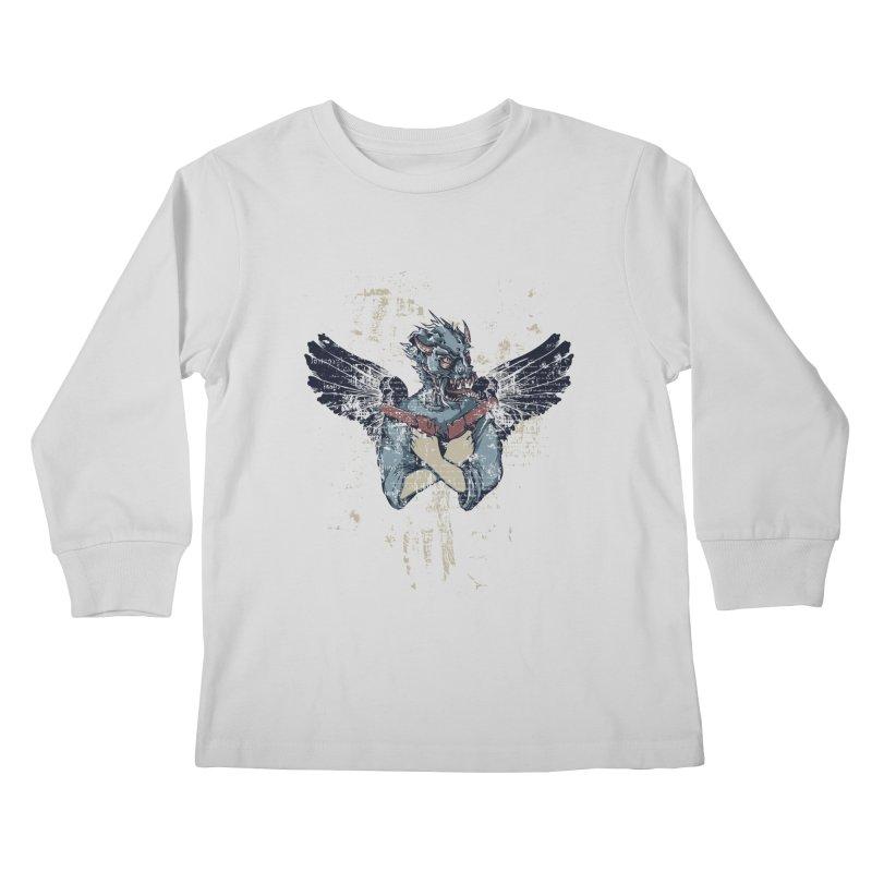 Trigun Kids Longsleeve T-Shirt by Gab Fernando's Artist Shop
