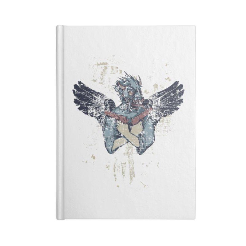 Trigun Accessories Notebook by Gab Fernando's Artist Shop