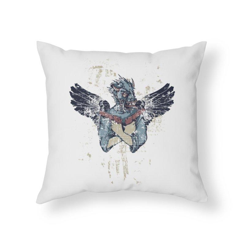 Trigun Home Throw Pillow by Gab Fernando's Artist Shop