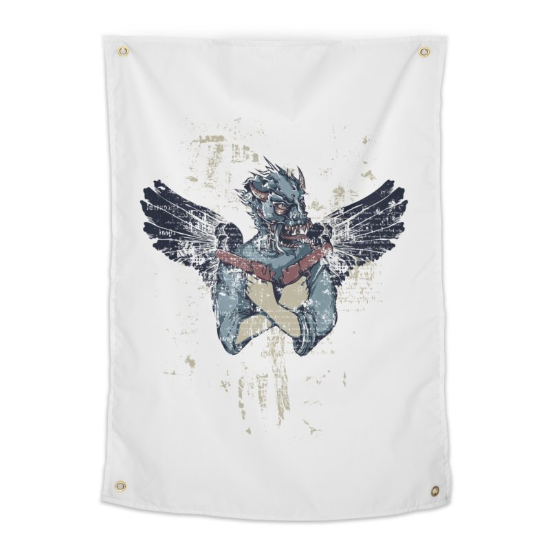 Trigun Home Tapestry by Gab Fernando's Artist Shop