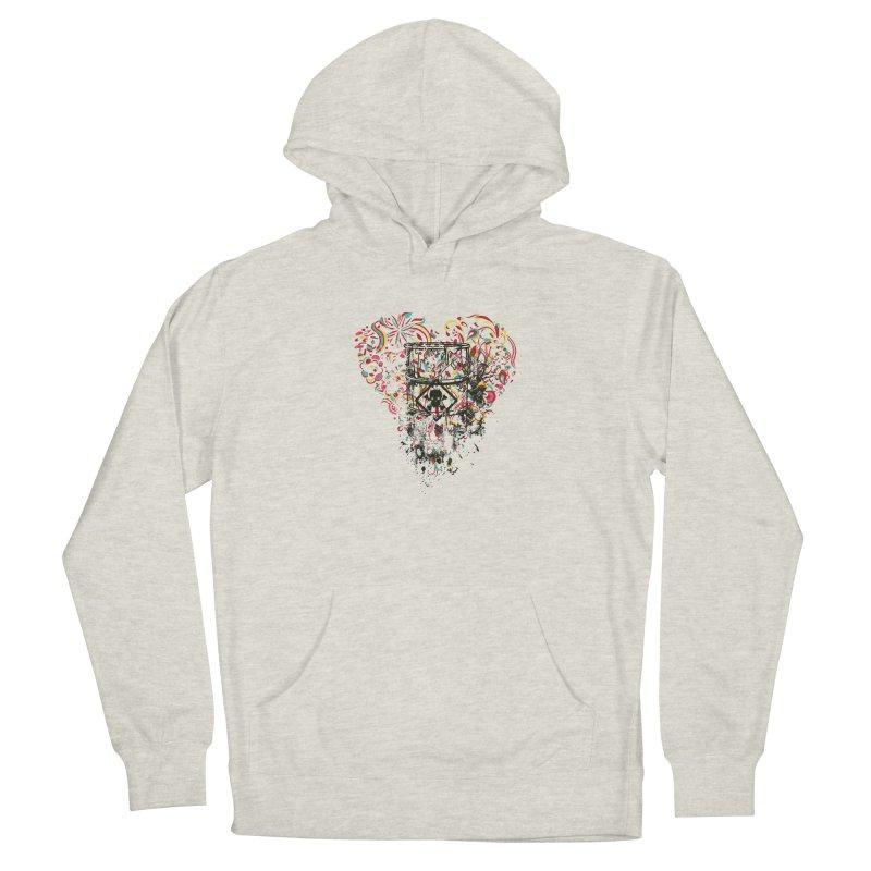 Drum of Love Men's Pullover Hoody by Gab Fernando's Artist Shop