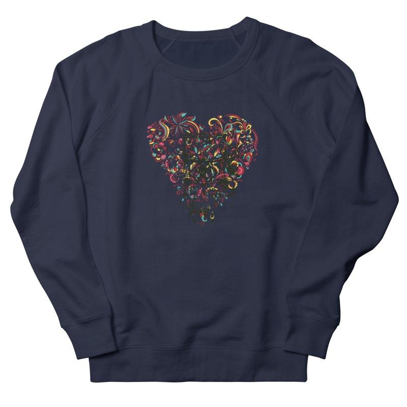 Drum of Love Women's Sweatshirt by Gab Fernando's Artist Shop