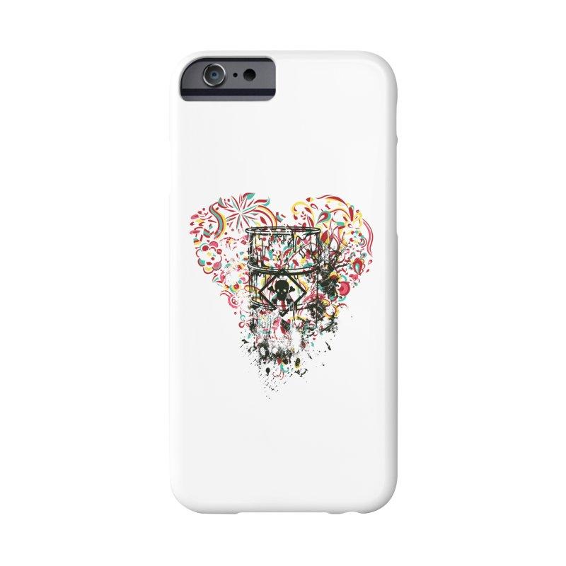 Drum of Love Accessories Phone Case by Gab Fernando's Artist Shop