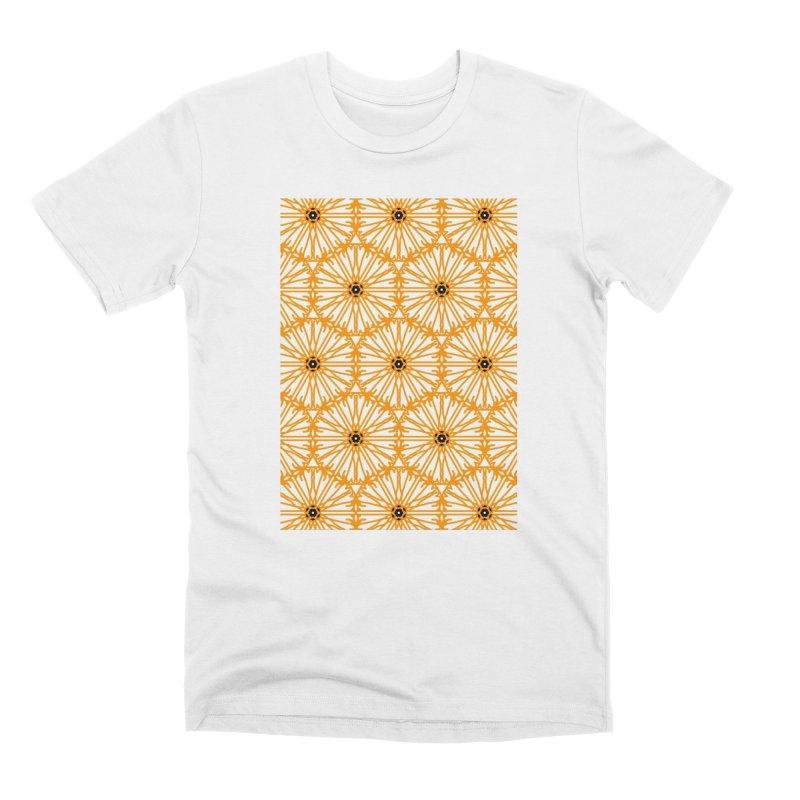 Sunflower Men's T-Shirt by Gab Fernando's Artist Shop