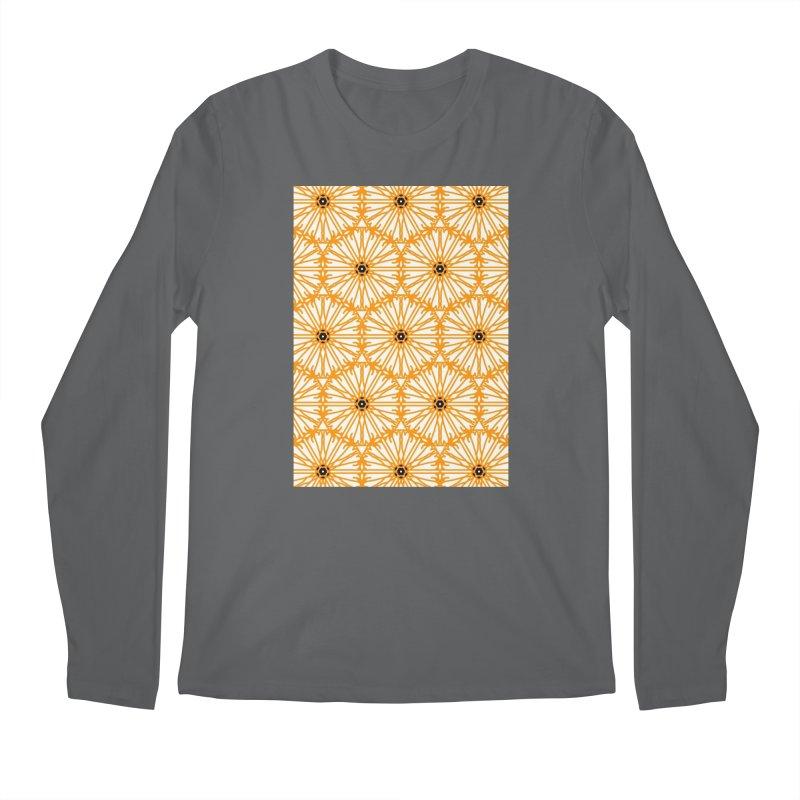 Sunflower Men's Longsleeve T-Shirt by Gab Fernando's Artist Shop