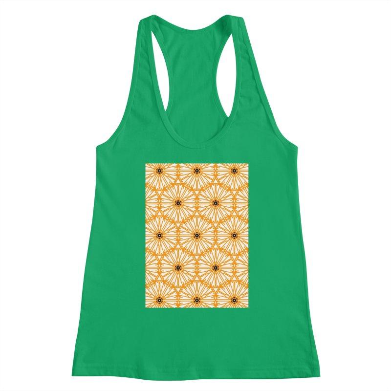 Sunflower Women's Tank by Gab Fernando's Artist Shop