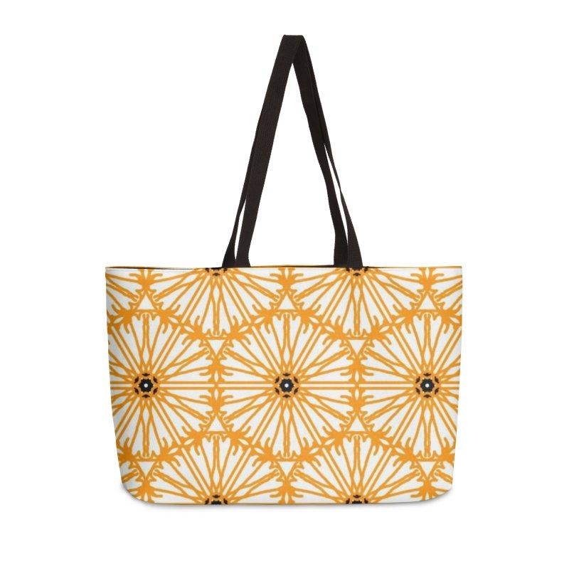 Sunflower Accessories Bag by Gab Fernando's Artist Shop