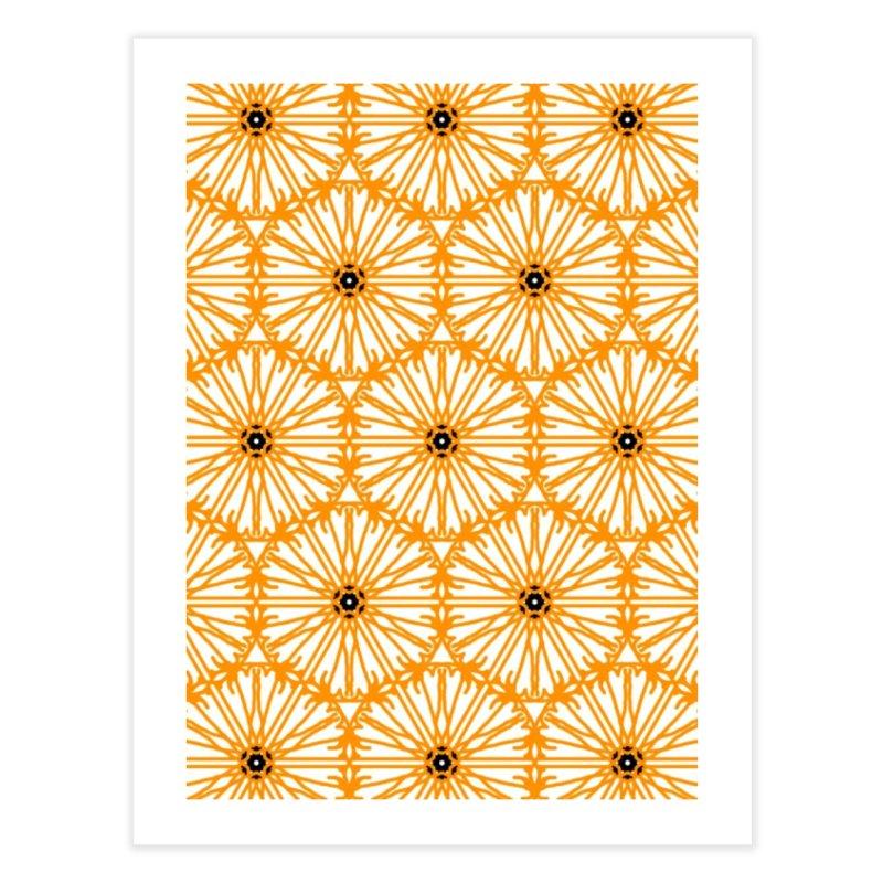 Sunflower Home Fine Art Print by Gab Fernando's Artist Shop