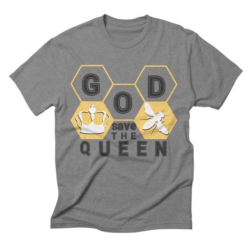 god save the queen_2 Men's  by gabifaveri's Artist Shop