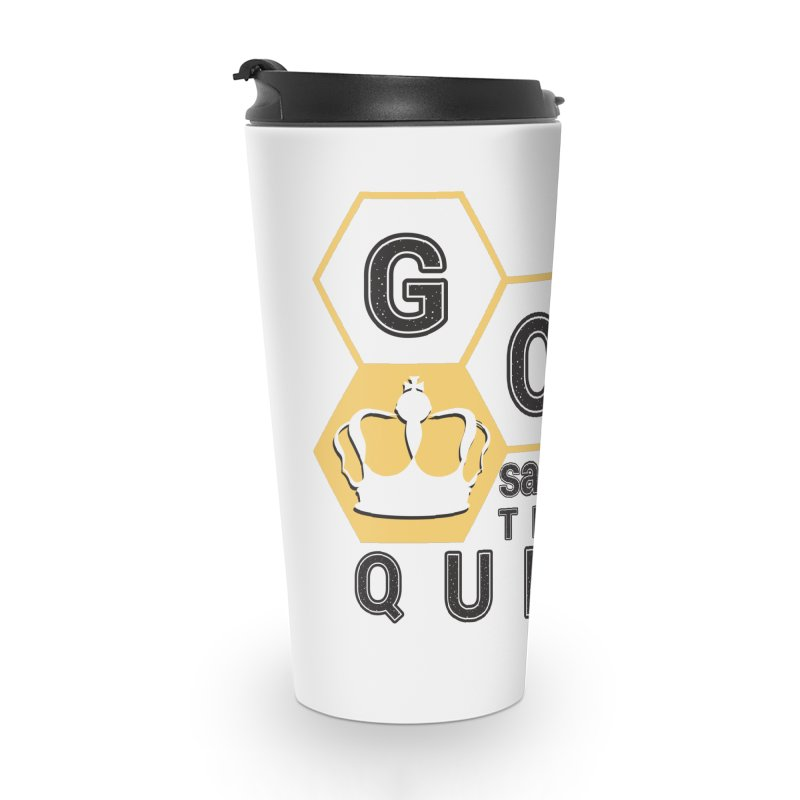 god save the queen_2 Accessories Mug by gabifaveri's Artist Shop