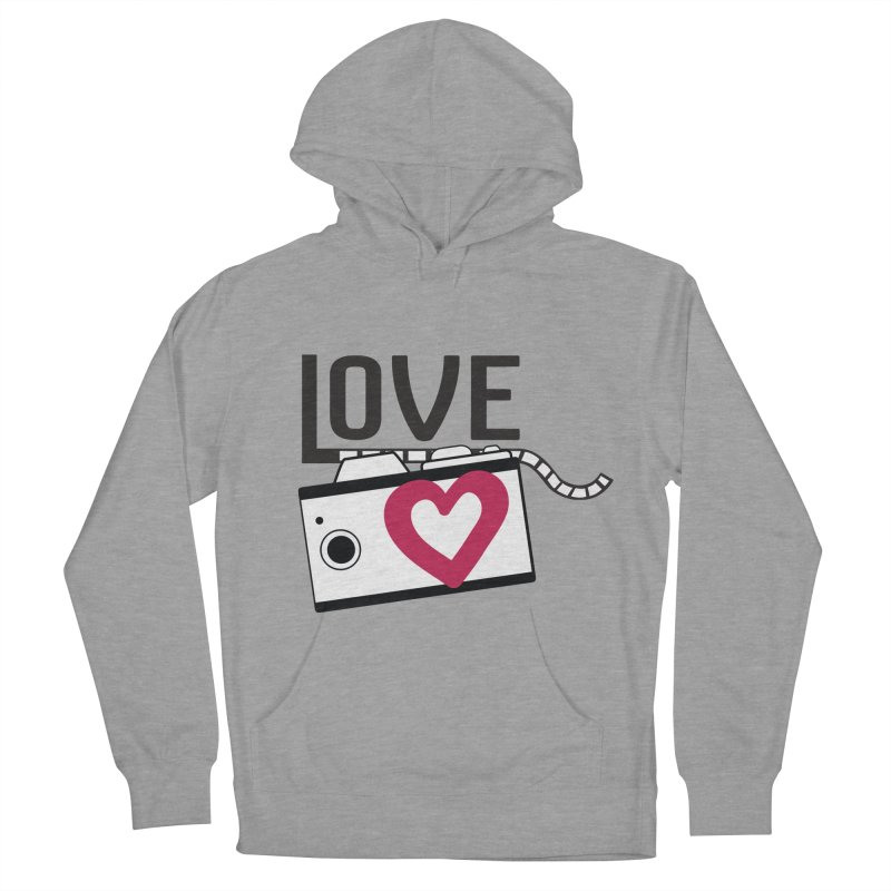 love photograph_camera_2 Women's Pullover Hoody by gabifaveri's Artist Shop