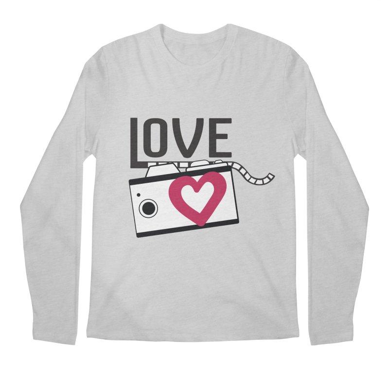love photograph_camera_2 Men's Longsleeve T-Shirt by gabifaveri's Artist Shop