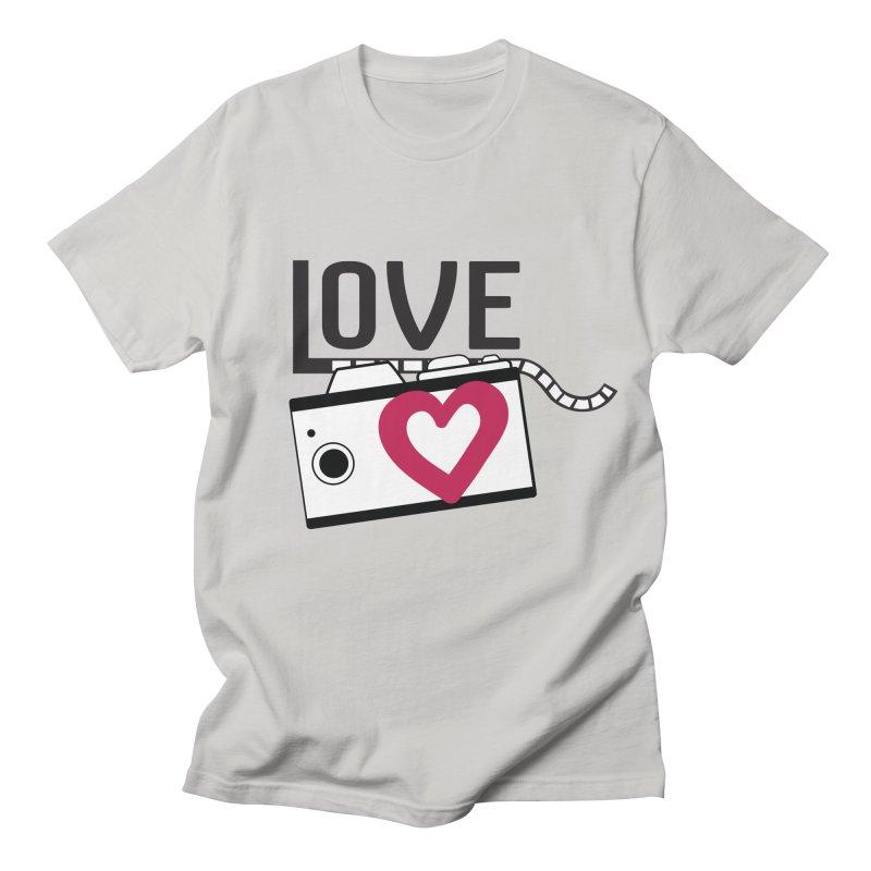 love photograph_camera_2 Women's T-Shirt by gabifaveri's Artist Shop