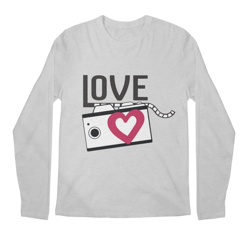 love photograph_camera_2 Men's Longsleeve T-Shirt by gabifaveri's Artist Shop