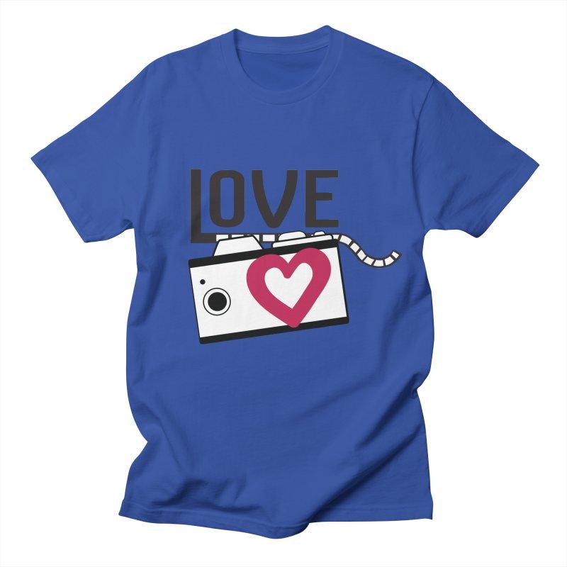 love photograph_camera_2 Women's Regular Unisex T-Shirt by gabifaveri's Artist Shop