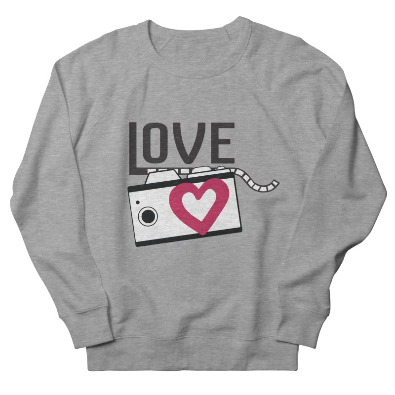 love photograph_camera_2 Men's Sweatshirt by gabifaveri's Artist Shop