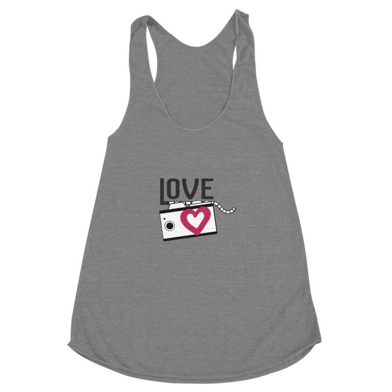 love photograph_camera_2 Women's Tank by gabifaveri's Artist Shop