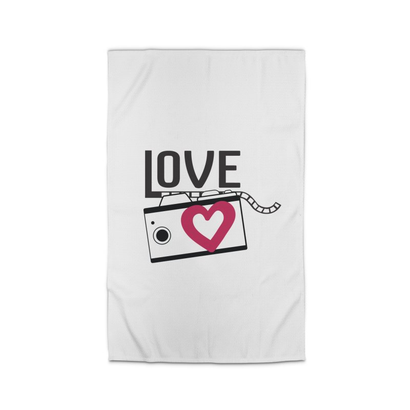 love photograph_camera_2 Home Rug by gabifaveri's Artist Shop