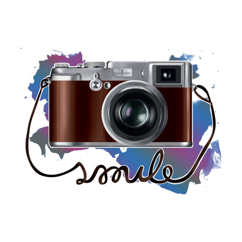 camera_smile by gabifaveri's Artist Shop