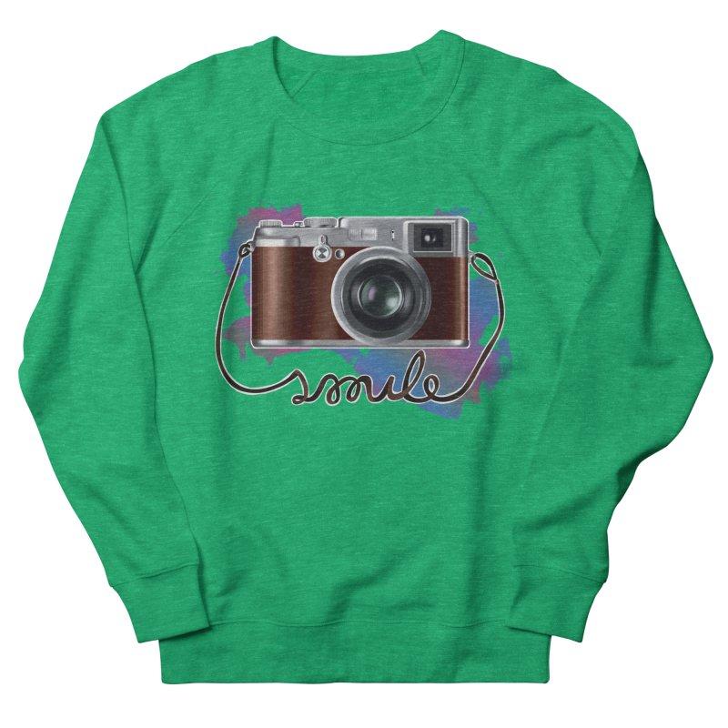 camera_smile Women's Sweatshirt by gabifaveri's Artist Shop