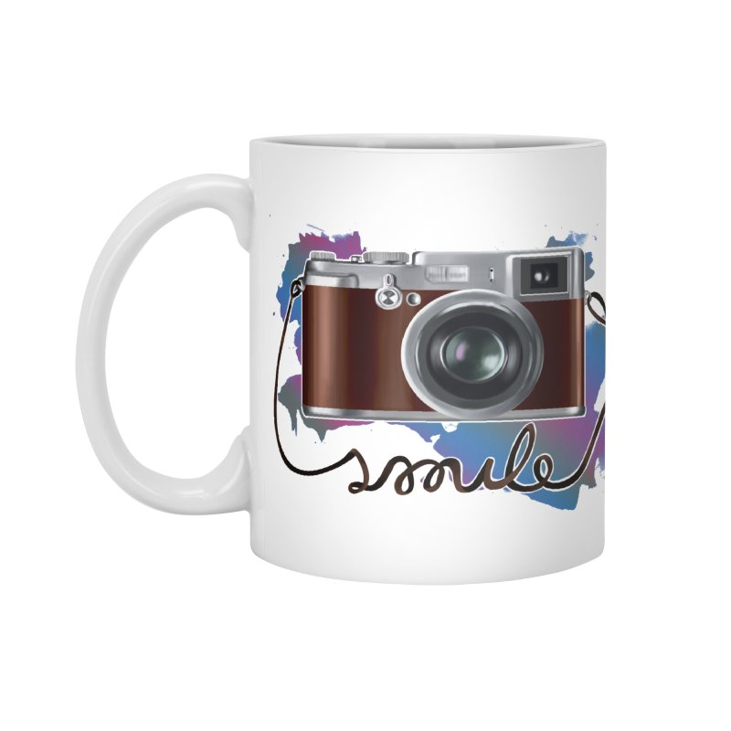 camera_smile Accessories Mug by gabifaveri's Artist Shop
