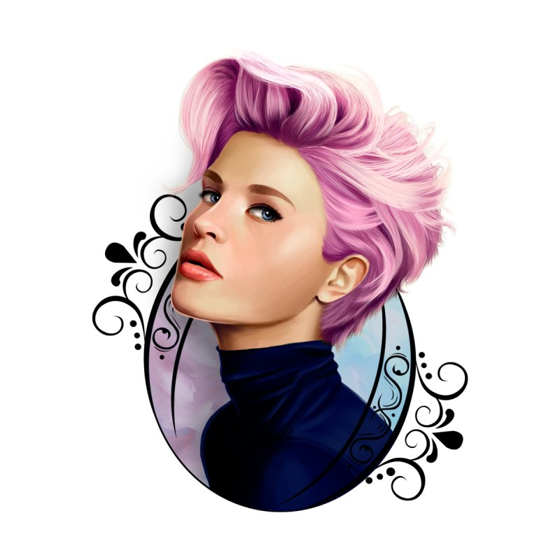 hair pink   by gabifaveri's Artist Shop