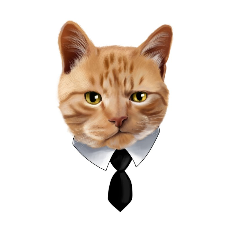 business cat by gabifaveri's Artist Shop