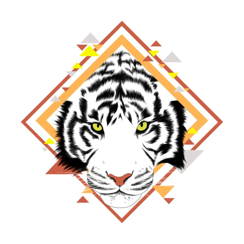 Tiger_Geometric by gabifaveri's Artist Shop