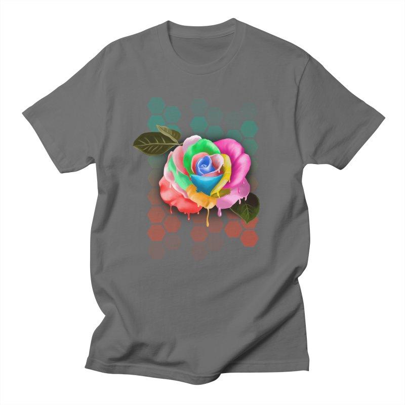 Rose_colors Men's T-Shirt by gabifaveri's Artist Shop