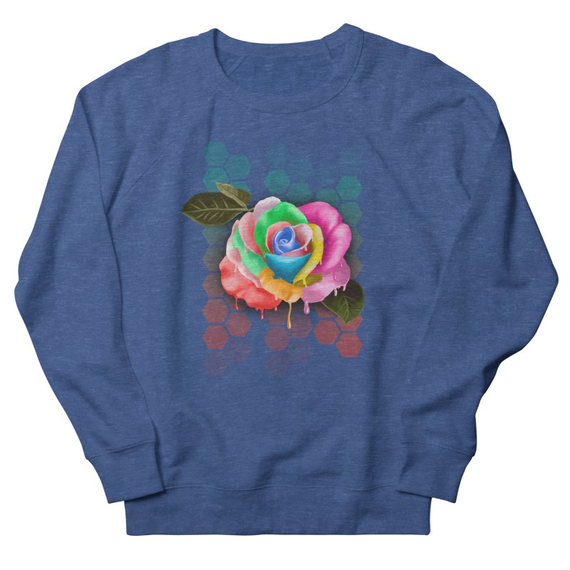 Rose_colors Women's Sweatshirt by gabifaveri's Artist Shop