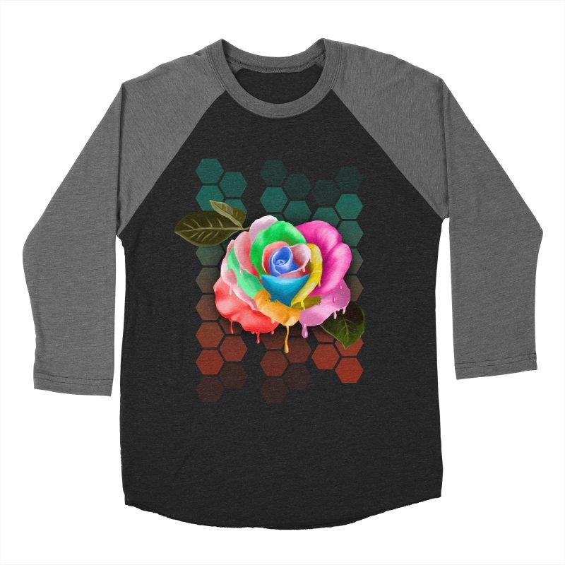 Rose_colors Women's Longsleeve T-Shirt by gabifaveri's Artist Shop