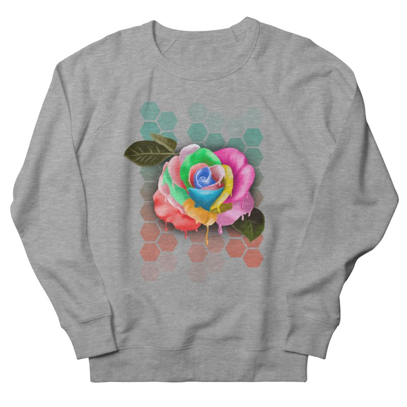 Rose_colors Men's Sweatshirt by gabifaveri's Artist Shop
