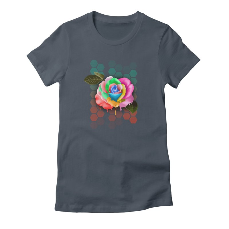 Rose_colors Women's T-Shirt by gabifaveri's Artist Shop