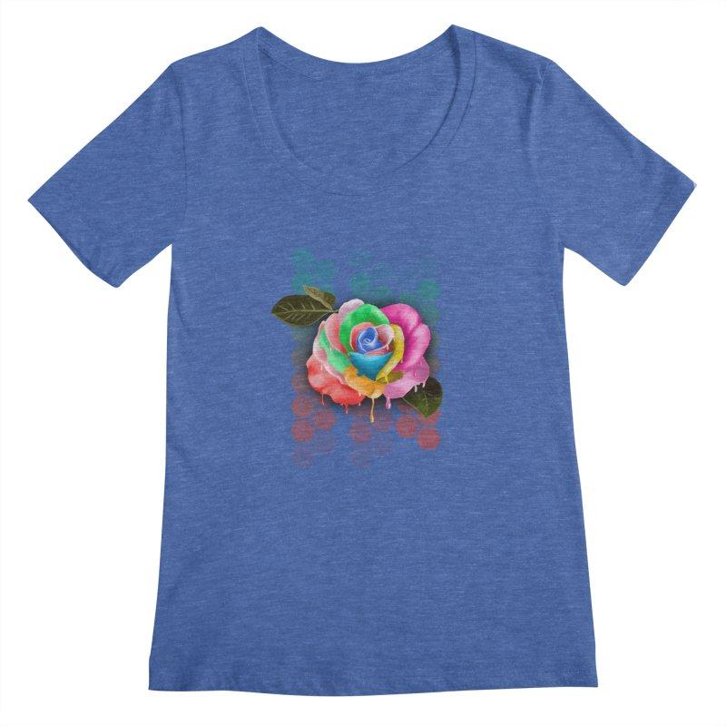 Rose_colors Women's  by gabifaveri's Artist Shop