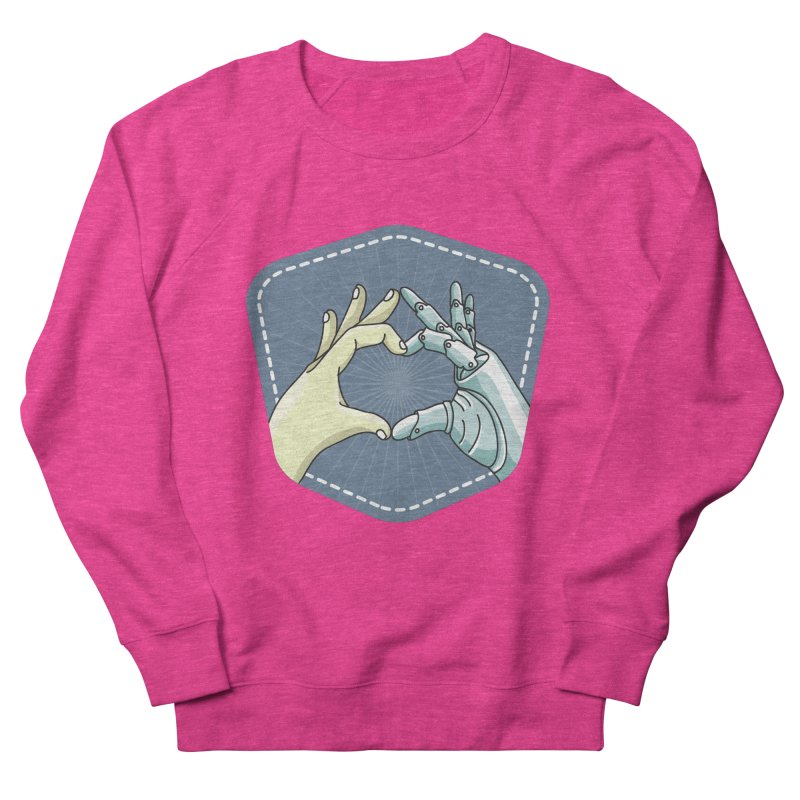prostheses_hand Women's Sweatshirt by gabifaveri's Artist Shop