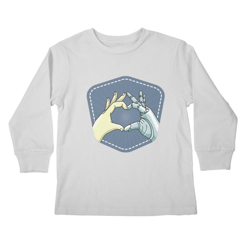 prostheses_hand Kids Longsleeve T-Shirt by gabifaveri's Artist Shop