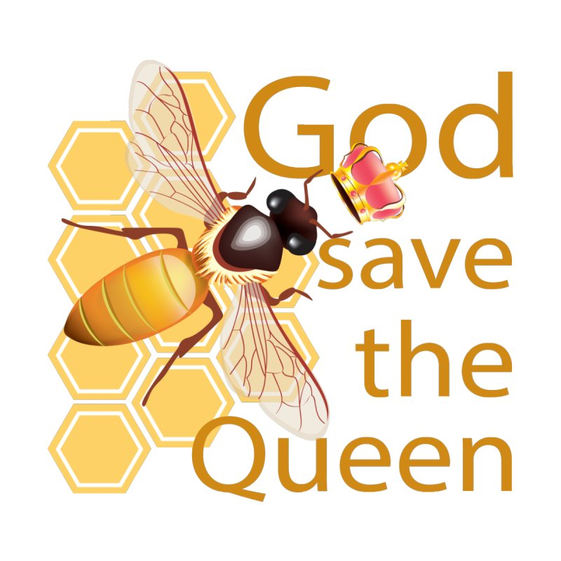 God Save the Queen by gabifaveri's Artist Shop