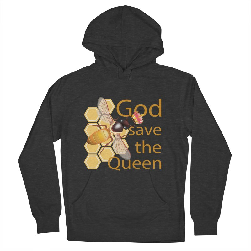 God Save the Queen Women's Pullover Hoody by gabifaveri's Artist Shop