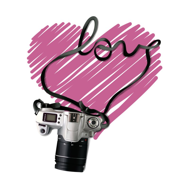 camera Love None  by gabifaveri's Artist Shop
