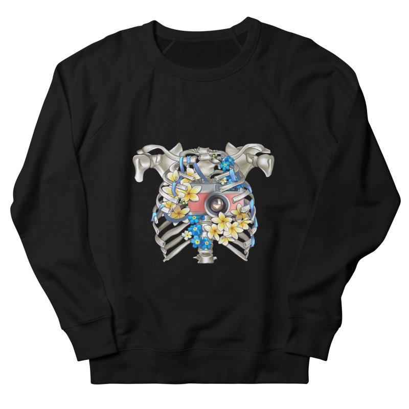 Skeleton_artwork Women's Sweatshirt by gabifaveri's Artist Shop