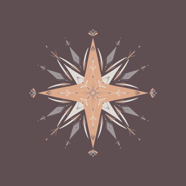 image for Mandala inspired geometric star design