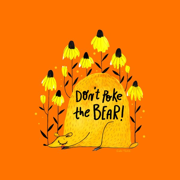 image for Don't poke the bear