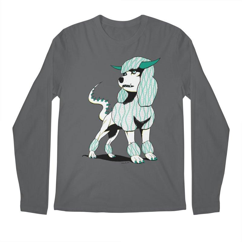 Klaang! Men's Regular Longsleeve T-Shirt by Gabriel Dieter's Artist Shop