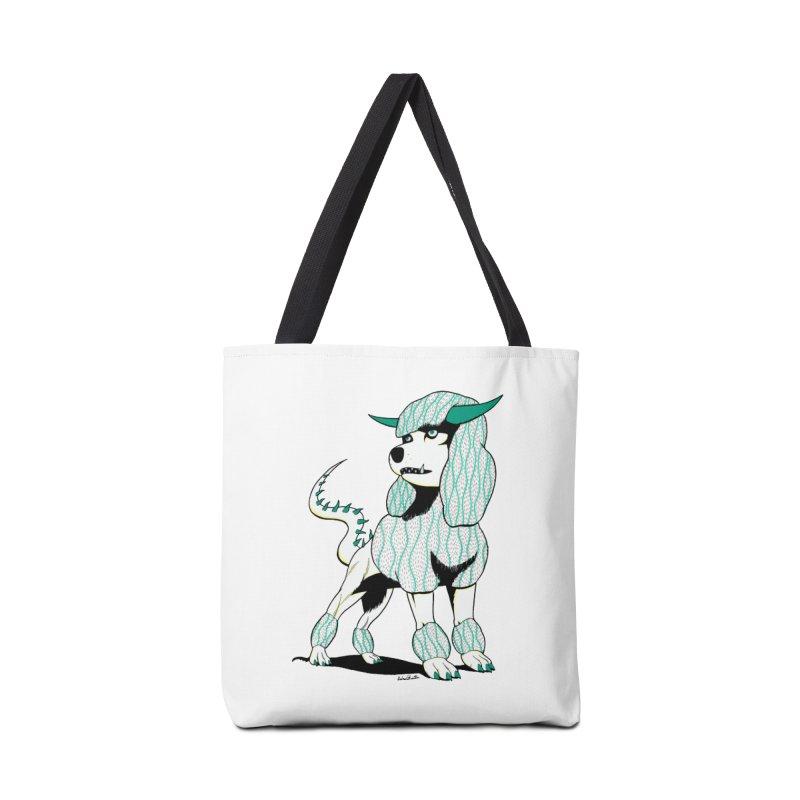 Klaang! Accessories Tote Bag Bag by Gabriel Dieter's Artist Shop