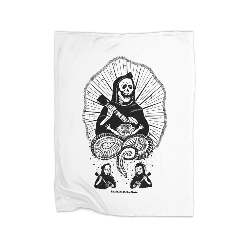 GD <3 JP Home Fleece Blanket Blanket by Gabriel Dieter's Artist Shop