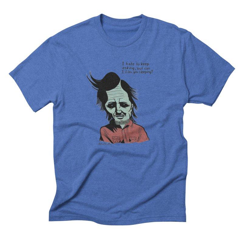 Night of the Creep Men's Triblend T-Shirt by Gabriel Dieter's Artist Shop