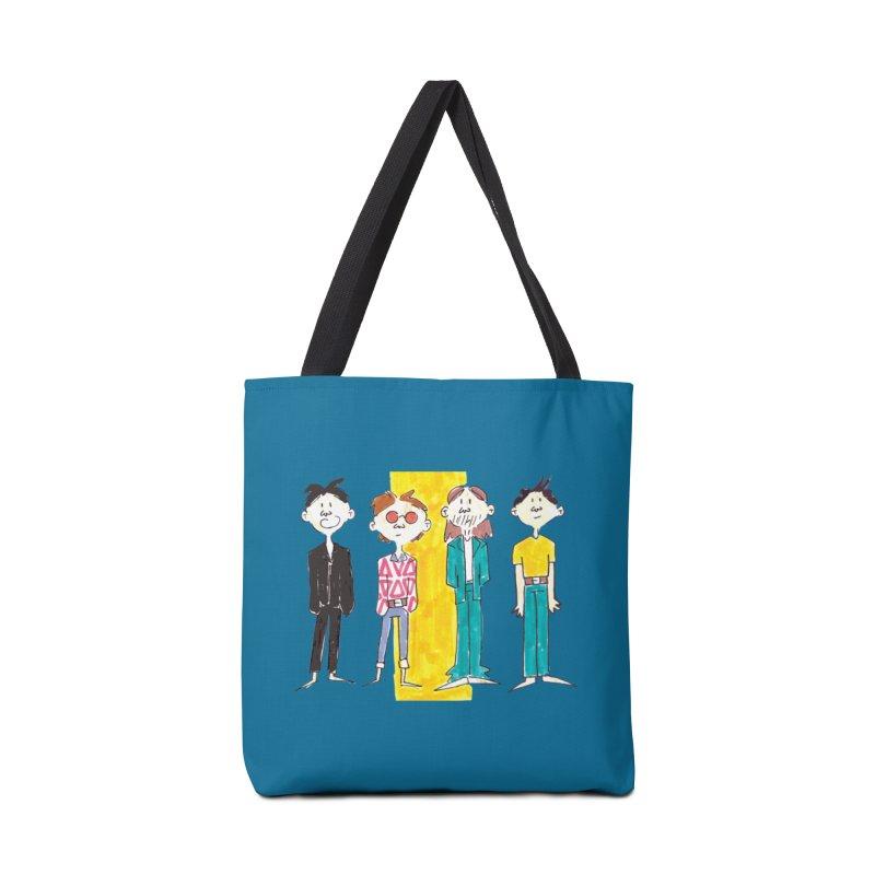 Best Rockers - One Accessories Bag by Galarija's Artist Shop
