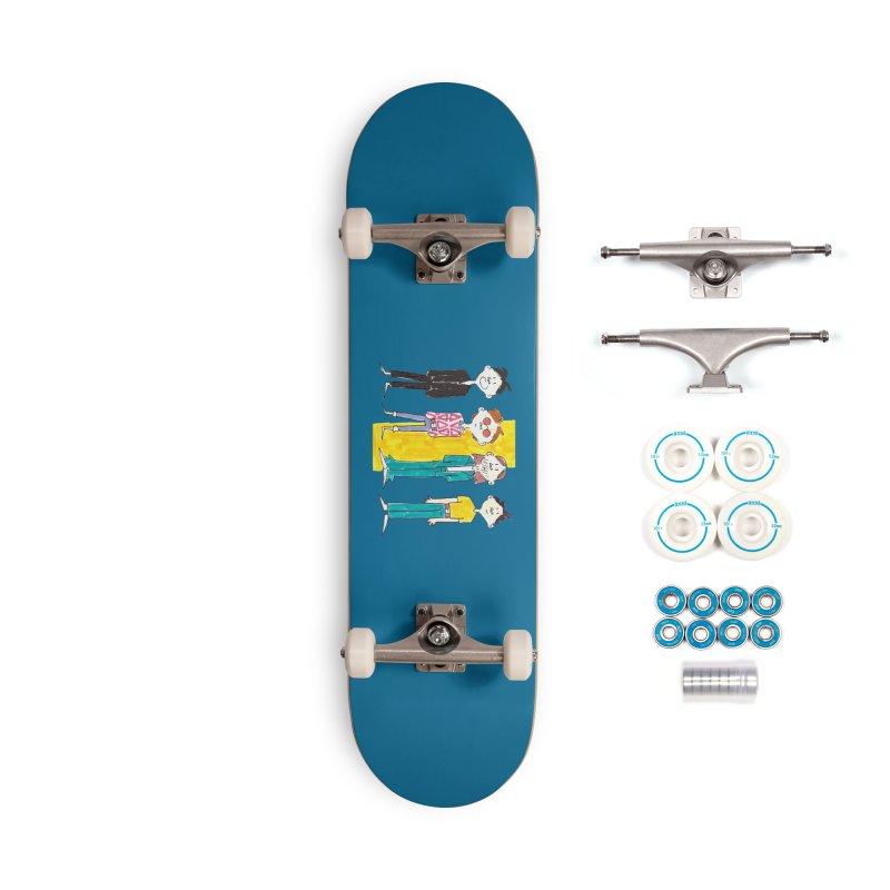 Best Rockers - One Accessories Skateboard by Galarija's Artist Shop