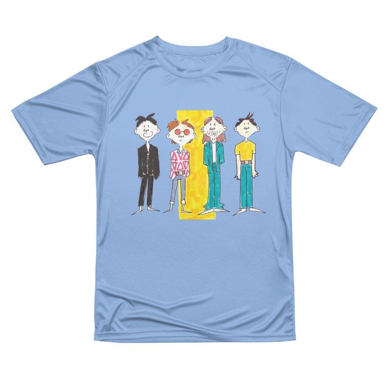 Best Rockers - One Men's T-Shirt by Galarija's Artist Shop
